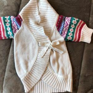 OshKosh Sweater, Size 2T